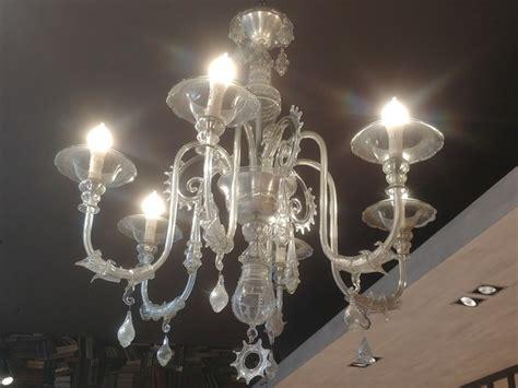 ladari di murano in offerta lada a sospensione in vetro di murano di barovien