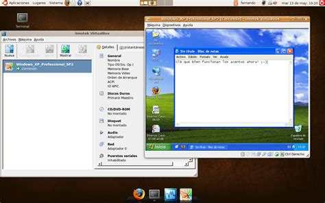 imagenes para virtual box windows xp sobre virtualbox 2 2 0 la gu 237 a definitiva para