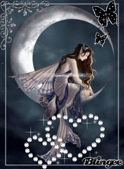 imagenes animadas luna hada de la luna fotograf 237 a 122868890 blingee com