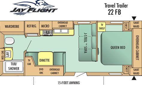 cer trailer floor plans small rv floor plans travel trailer plans with two bedroom