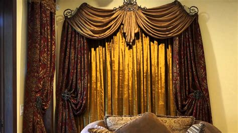 curtains in spanish custom curtains custom drapery ideas for a spanish