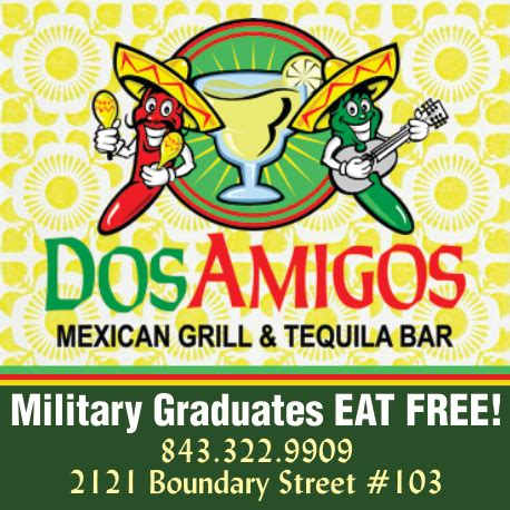 dos amigos mexican grill tequila bar beaufort sc