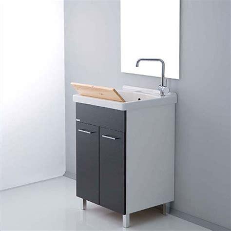 vasca in ceramica lavatoi in ceramica vasca lavapanni con mobile reno 60x50