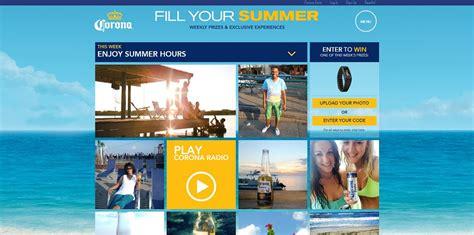 Corona Sweepstakes - corona fill your summer sweepstakes