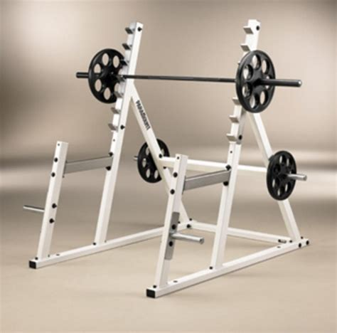 Competition Squat Rack by True Bodybuilding Squat Racks