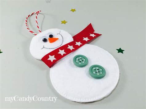 Oggetti Natale Fai Da Te by Oggetti Di Natale Fai Da Te Per Bambini