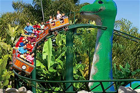 Roller Coaster Track Dinosaur 29 best things to do with in legoland california