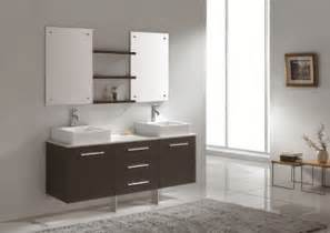 modern vanity units for bathroom florencia 1600 wall hung basin vanity modern