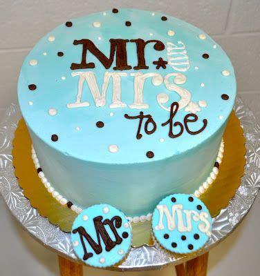 s sweet treats wedding shower cake happily - Couples Wedding Shower Cake Ideas