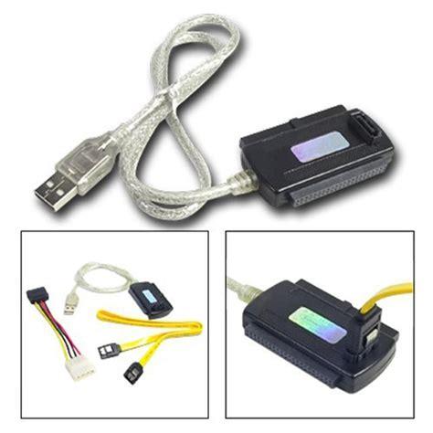 Usb Sata Ide marsnaska new usb 2 0 to ide sata 5 25 s ata 2 5 3 5 drive hd hdd adapter cable converter