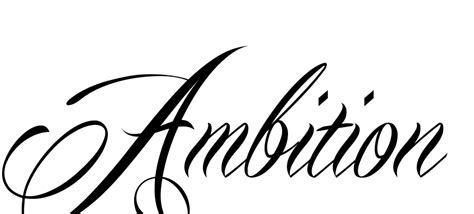 ambition tattoo design ambition quotes quotesgram