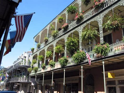 Balcony Rooms In New Orleans by Image Gallery New Orleans Balcony