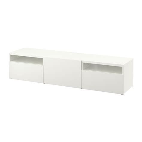 ikea besta tv unit best 197 tv unit lappviken white 180x40x38 cm drawer