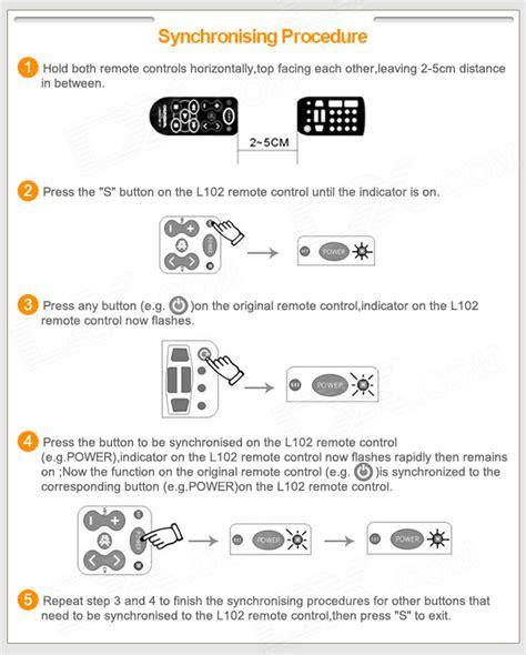 Chunghop Universal Learning Ir Remote L336 chunghop remot tv universal learning ir remote l102 gray silver jakartanotebook