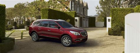 buick enclave 2016 here are the 2016 buick enclave colors gm authority