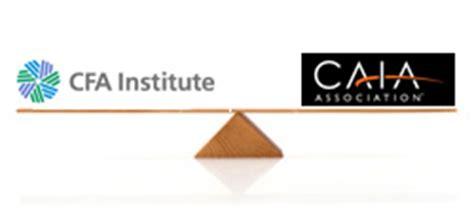 Cfa Vs Caia Vs Mba by Alternative Investments Alternative Investments Designation