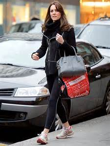 Kate in leggings the british royals the royals kate middleton