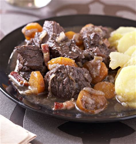 recettes de cuisines faciles boeuf bourguignon facile les meilleures recettes de