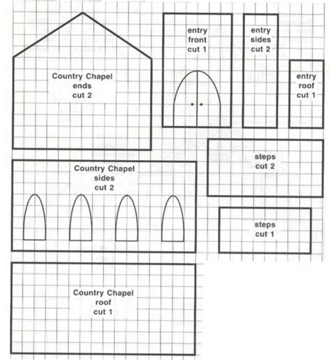 simple gingerbread house template printable template for making a gingerbread house in the shape of a