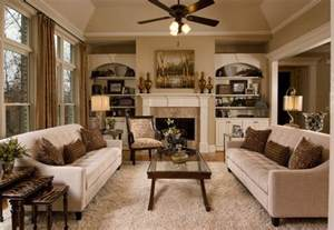 Traditional Living Room by Traditional Living Room