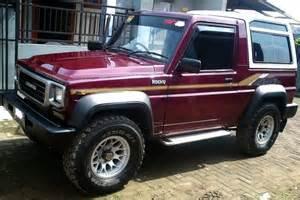 Daihatsu Taft Rocky Dahistshu 4x4 Jawa Tengah Mitula Mobil