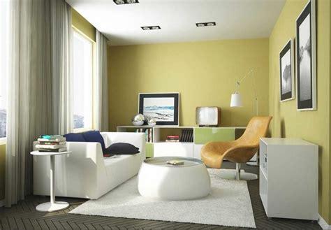 interior warna hijau warna netral cat interior rumah ruang tamu minimalis hijau