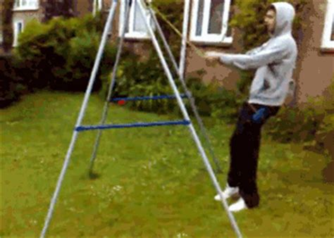 swing gif gif swing set fail gifrific