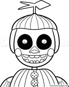 Fnaf Foxy Coloring Pages » Home Design 2017
