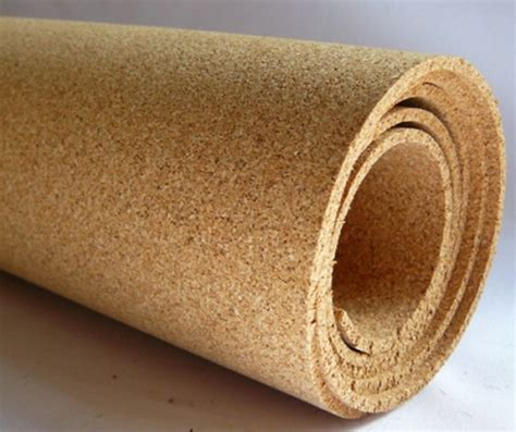 Rubber Cork Sheet by Rubber Bonded Cork Sheet The Rubber Company