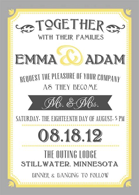what does it when a wedding invitation says black tie optional best 25 wedding invitation wording ideas on