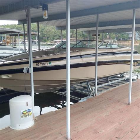 deck boat for sale in missouri used crownline deck boat boats for sale in missouri