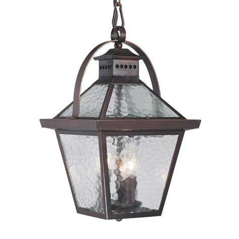 Shop Acclaim Lighting Chateau 11 In Matte Black Vintage Exterior Lighting Pendants