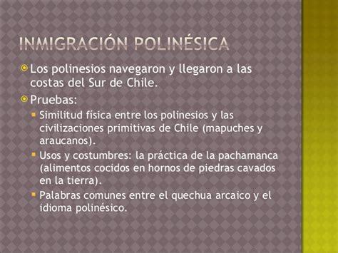 hamaca quechua chile teorias del poblamiento americano