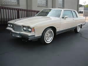 1981 Pontiac Bonneville 9 072 Original 1981 Pontiac Bonneville