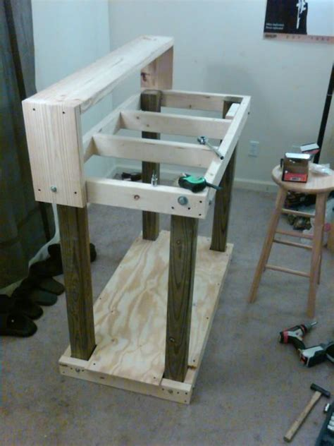 pictures of reloading benches official quot how to quot build a basic reloading bench plans and