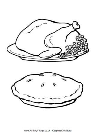 Thanksgiving Food Coloring Pages by Thanksgiving Food Coloring Pages Happy Easter