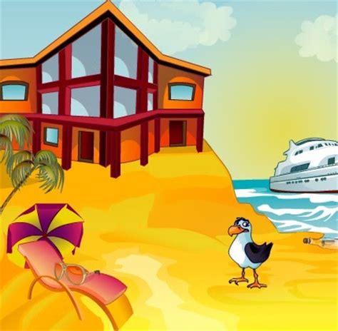 juegos decorar la playa juego de construir casa en la playa juegos para hacer y