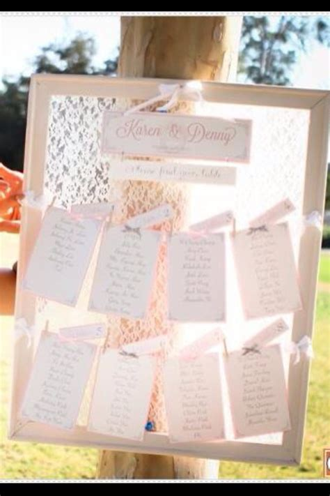 Baby Shower Seating by Seating Chart Baby Shower Lace Vintage