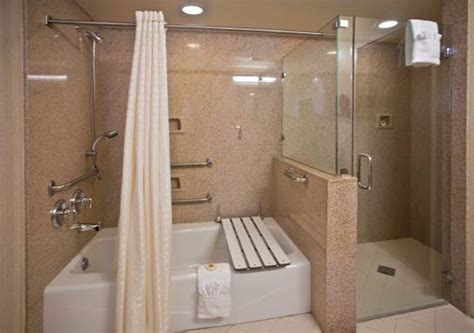 Shower Curtain Ideas For Small Bathrooms bay landing hotel