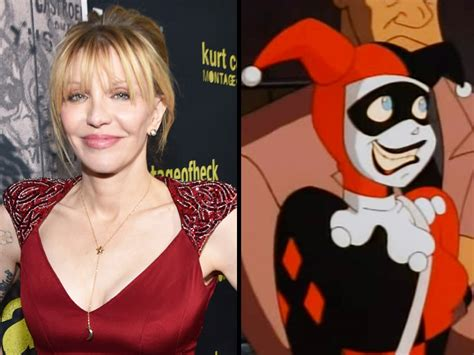 Harley Quinn Sweepstakes - courtney love could have played harley quinn