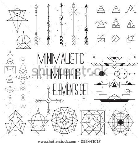 minimalist tattoo ideas with meaning collection of 25 set of star triangle tattoo designs