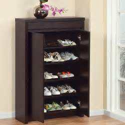Shoe Storage In Closet by Enitial Lab 10340 Hess Studio 5 Shelf Shoe Cabinet In
