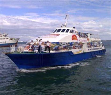 fast boat cebu to bohol oceanjet fast ferry tickets ariel prlog