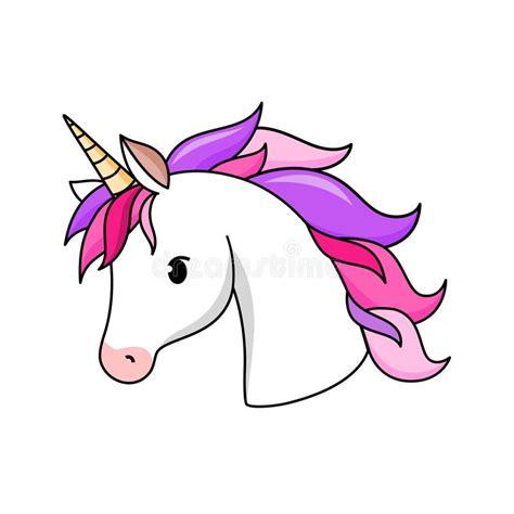 imagenes de unicornios con mujeres ic 244 ne de vecteur de licorne d isolement sur le blanc