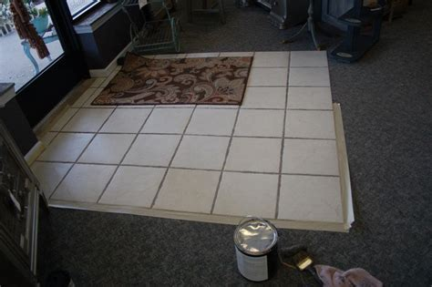how to paint ceramic floor tiles in the bathroom painting ceramic tile primer jessica color painting