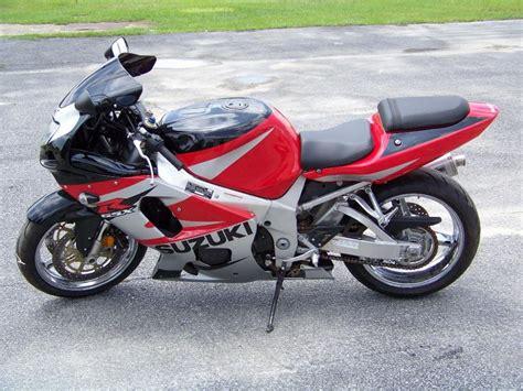 2001 Suzuki Gsxr 750 Buy 2001 Suzuki Gsxr 750 750 Sportbike On 2040 Motos