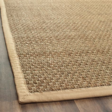 sisal rug runners safavieh woven sisal beige seagrass runner 2 6 x 8 contemporary and