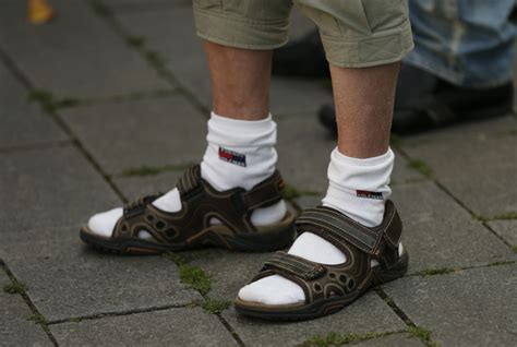 socks and sandals top taste mistakes to avoid part 4 the crocs and