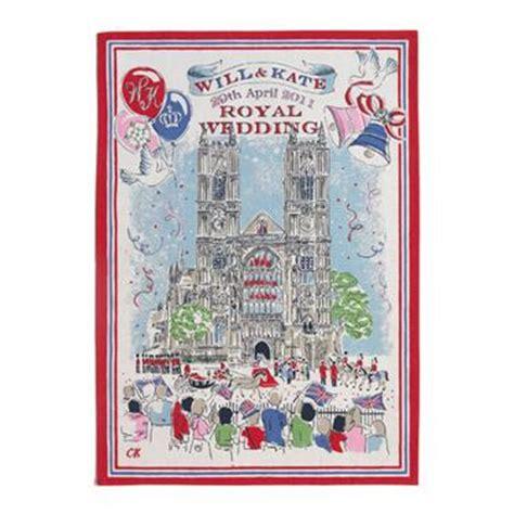 Royal Wedding Tea Towels Royal Wedding Tea Towel