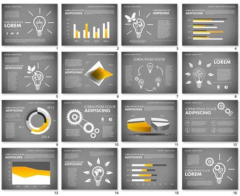25 Best Powerpoint Presentation Ideas The Design Work Creative Project Presentations